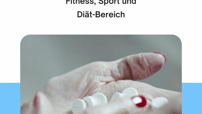fitness spot und diät bereich