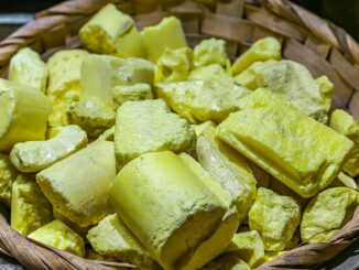 schwefel sulfur