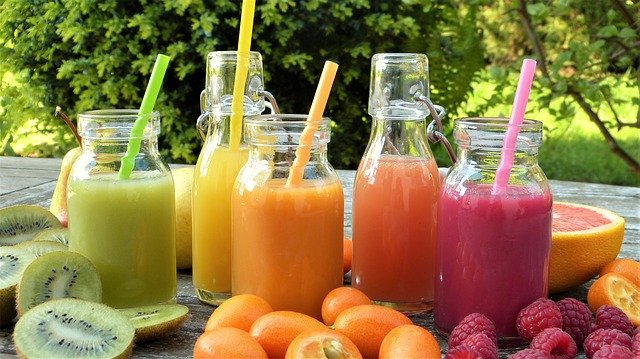 smoothies entgiftungskur