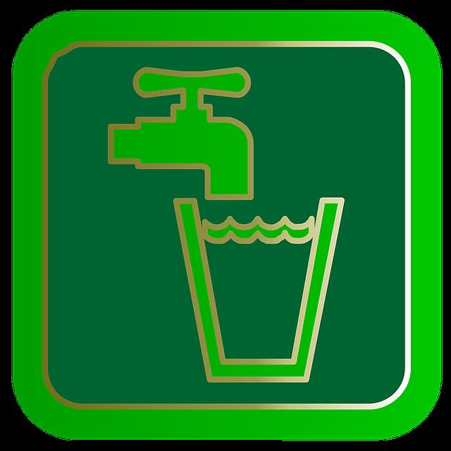keine panik bei wasser aus dem wasserhahn