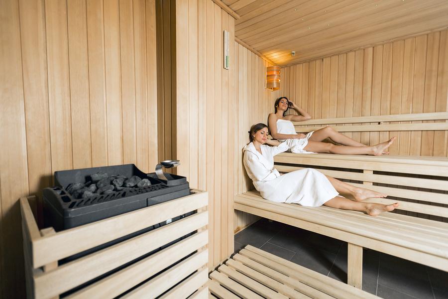 sauna zum entgiften