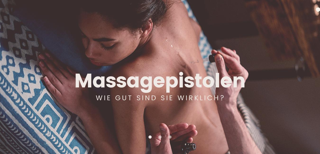 massagepistolen test header