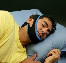 Schnarchen verhindern Stop Schnarchen Kinnband