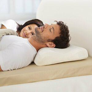 Schnarchen verhindern Vitalmaxx Kopfkissen