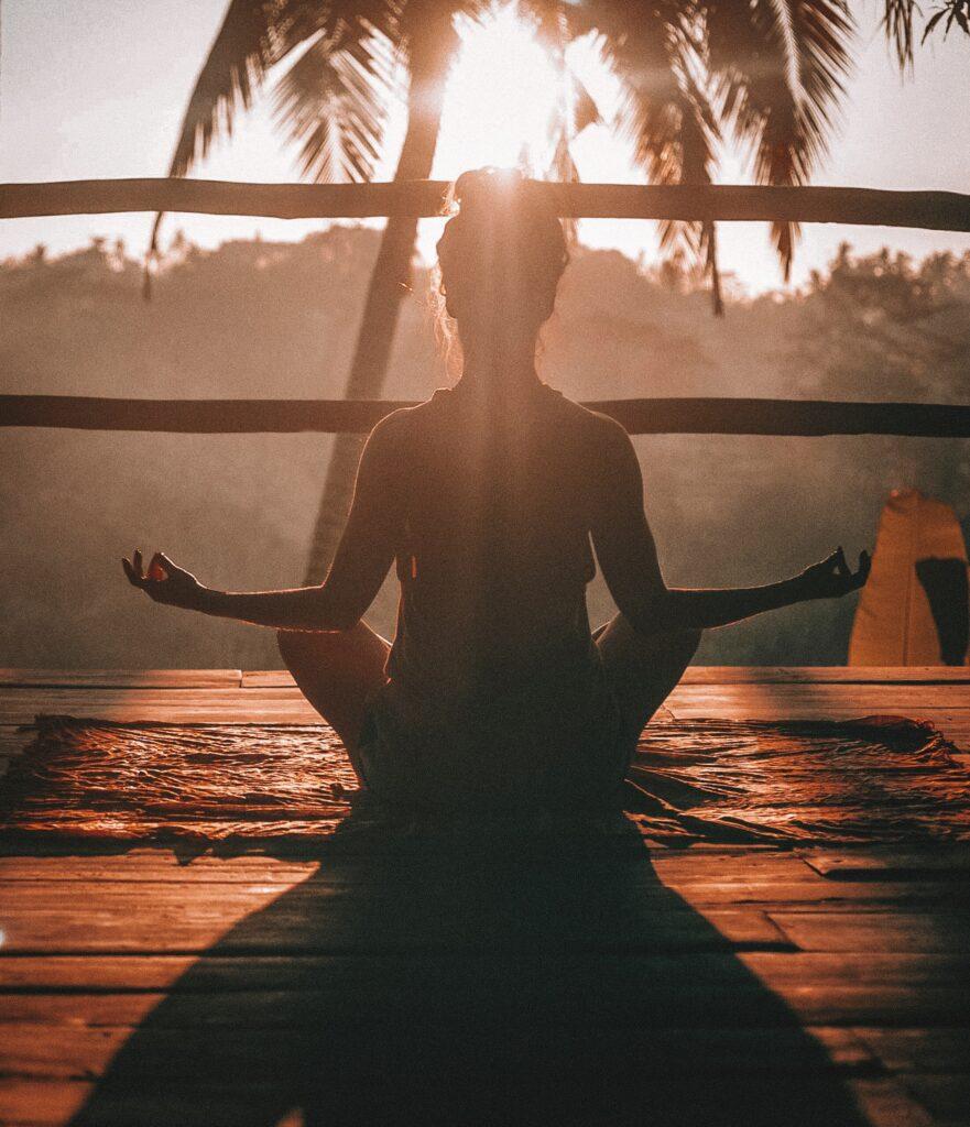 belohnung durch yoga