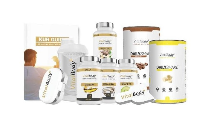 vital body plus