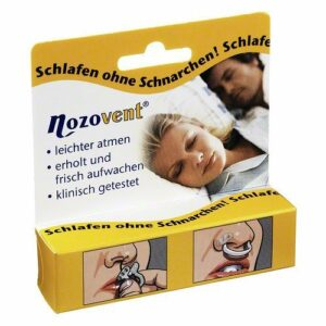 Was kann man gegen schnarchen tun - NOZOVENT Nasenklammern