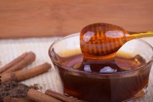 Zimt und Honig