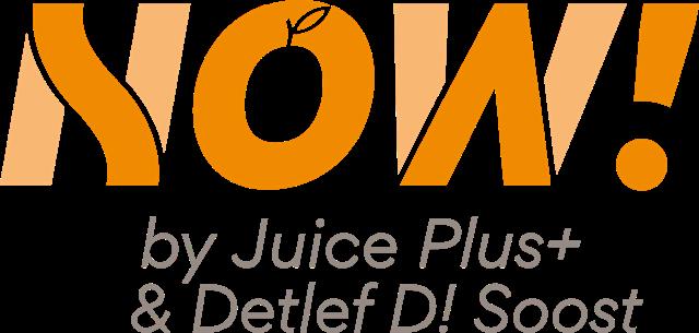 now by jp detlef d soost logo