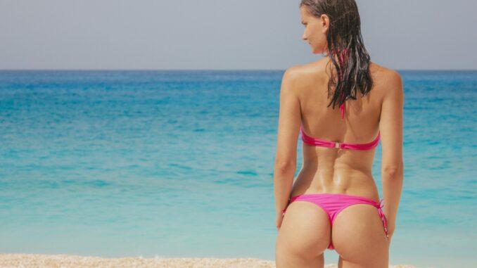 strandkörper für den sommer
