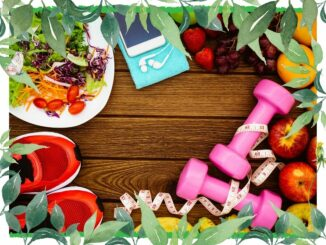 salat sport obst